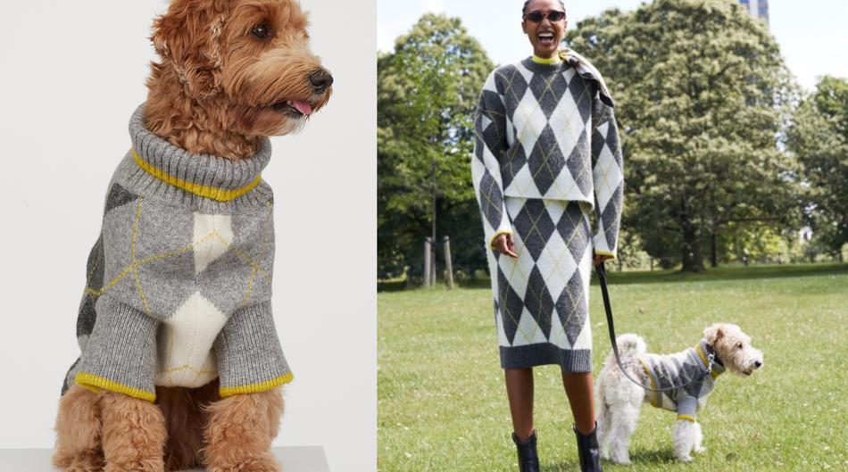 H&M je lansirao kolekciju u kojoj možeš pronađi identične komade za sebe i svog psa!