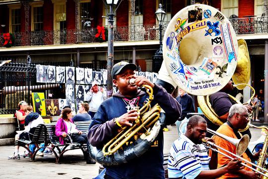 upoznavanje web stranica New Orleans