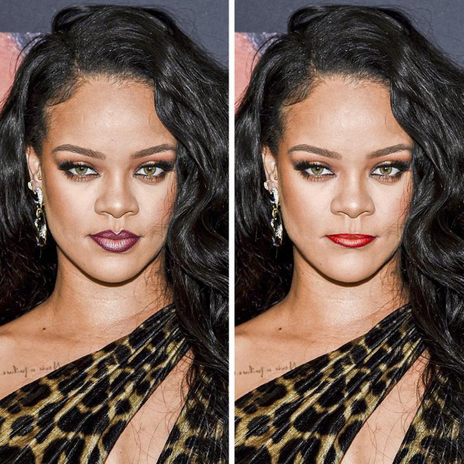 Rihanna | Autor: Screenshot/BrightSide.me