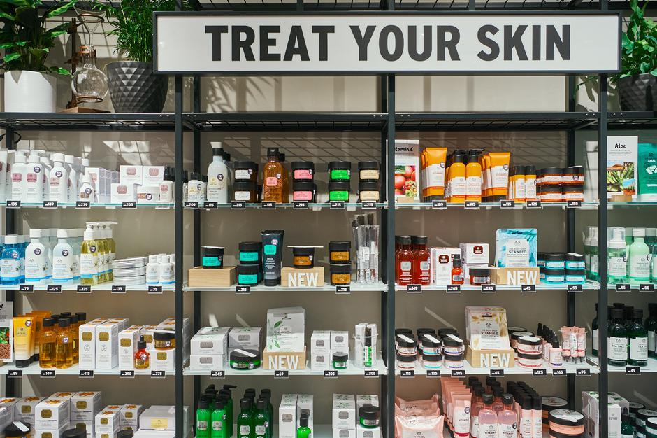 Poznati britanski brend The Body Shop stigao u Hrvatsku