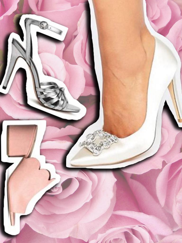 62d96af2b50d Vjenčanje u planu  Pronašli smo super cipele za mladenke do 300 kuna ...