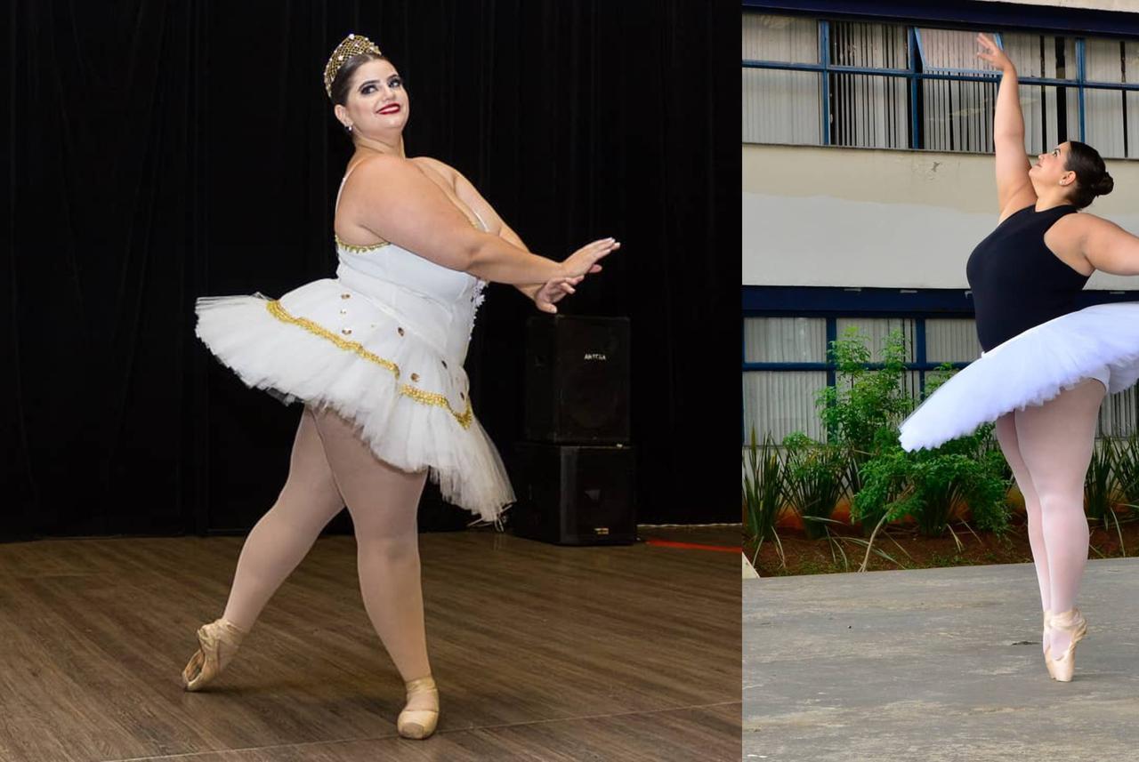 Kao plus size balerina susrela se s nizom kritika pa je otvorila plesnu  školu u kojoj kilogrami nisu važni - Miss7.24sata.hr