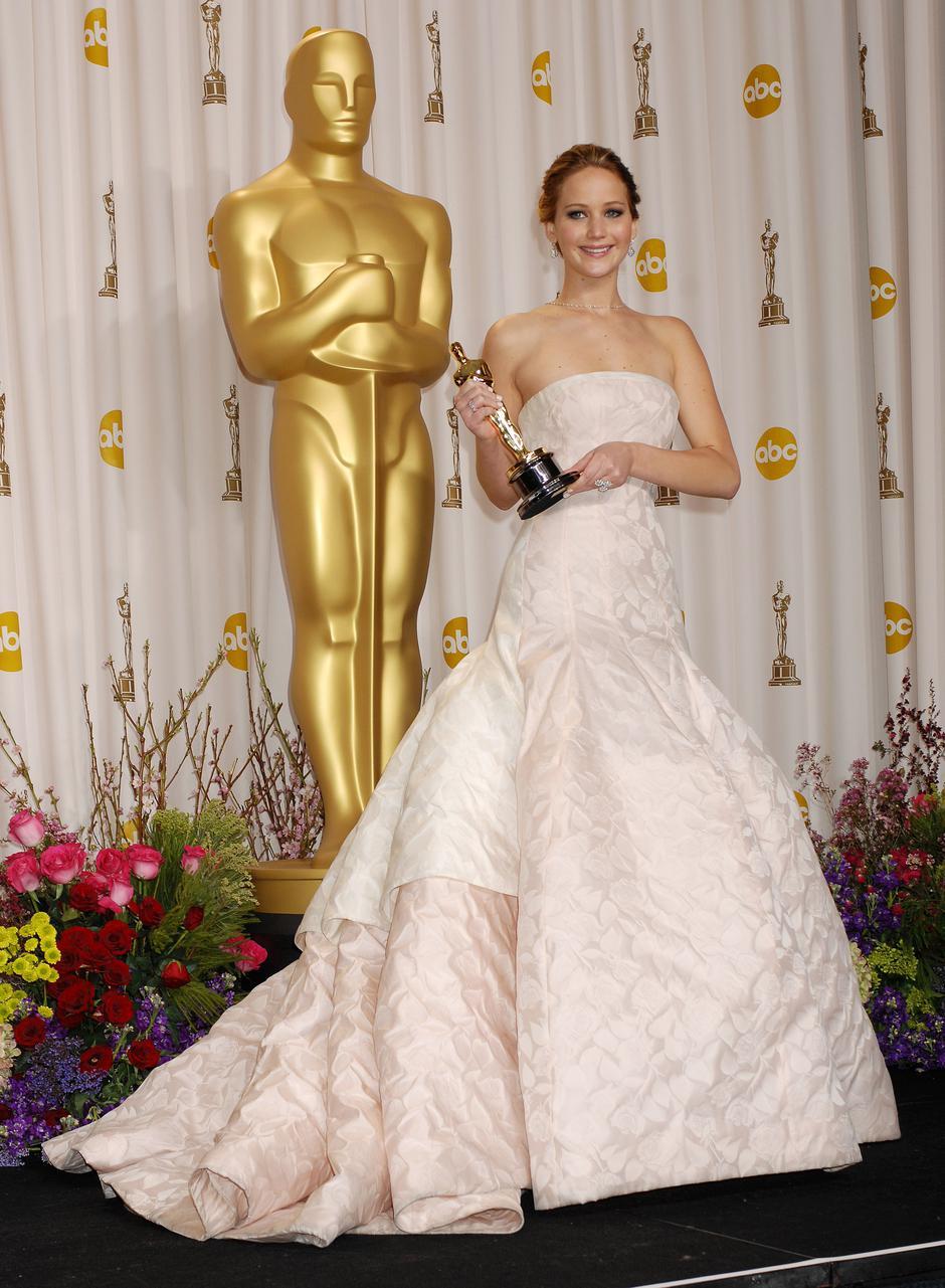 Jennifer Lawrence, dodjela Oscara | Autor: Shutterstock