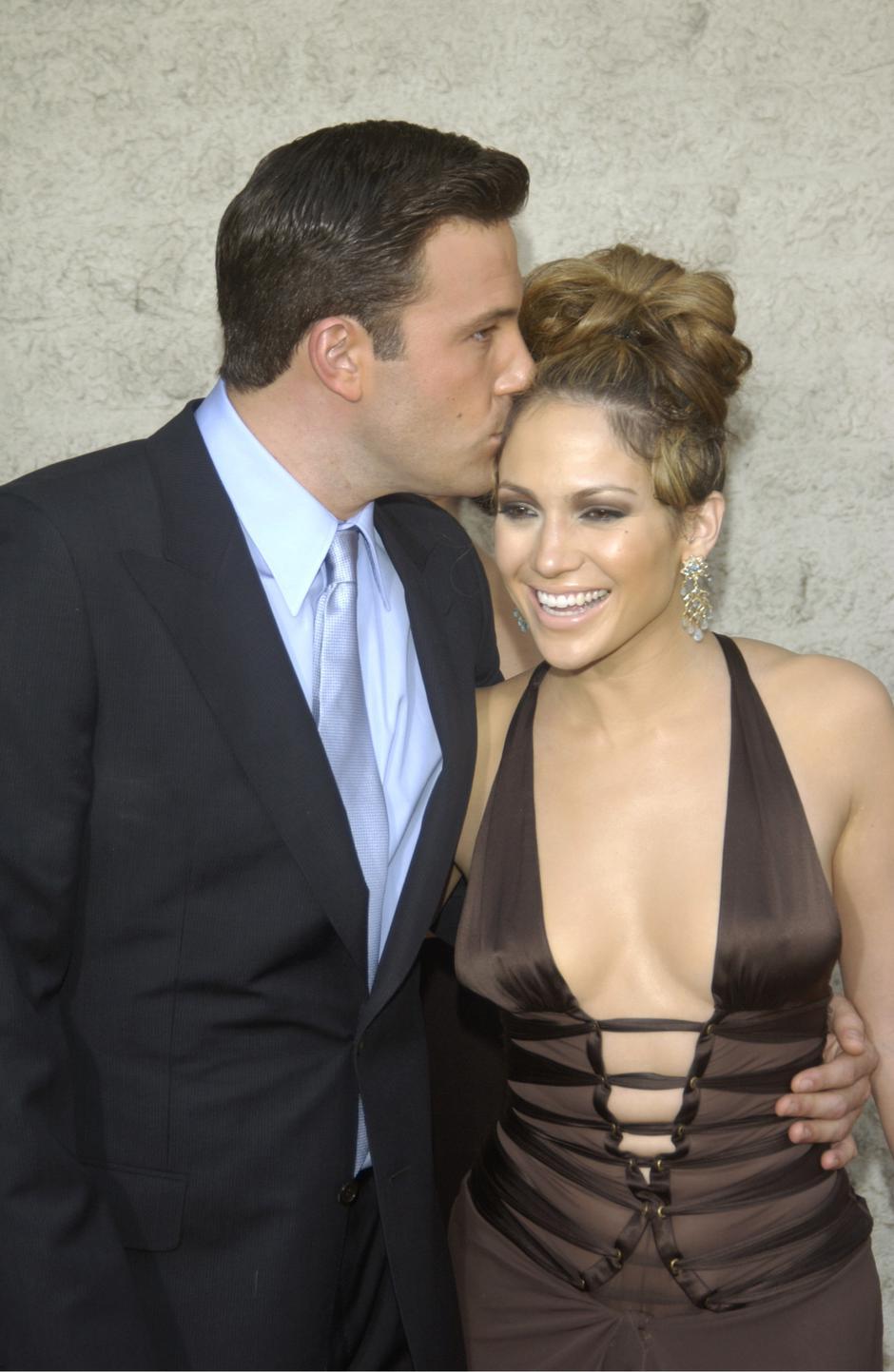 Ben Affleck i Jennifer Lopez | Autor: Shutterstock