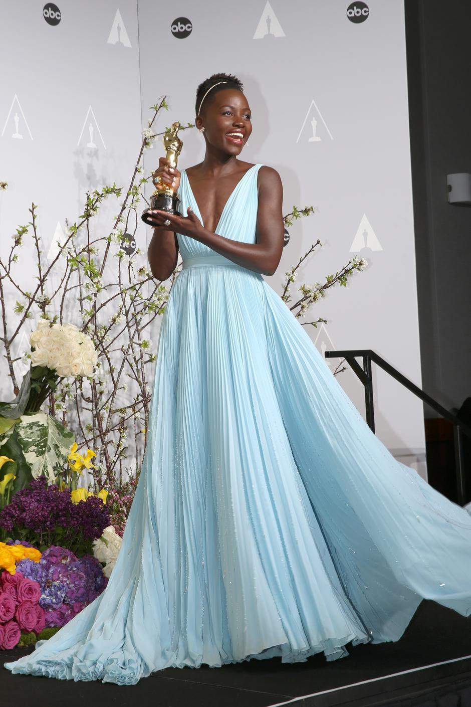 Lupita Nyong'o, dodjela Oscara | Autor: Shutterstock