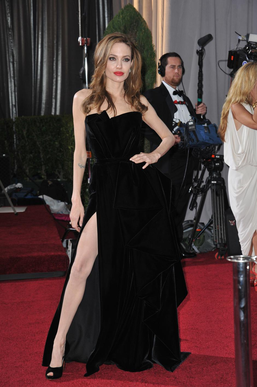 Angelina Jolie, dodjela Oscara | Autor: Shutterstock