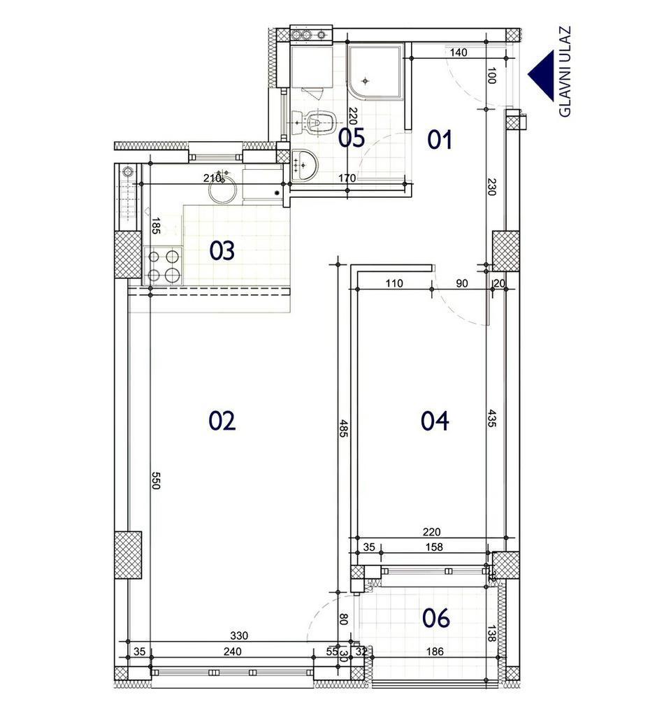 Kako urediti stan od 45 m2? - Miss7.24sata.hr