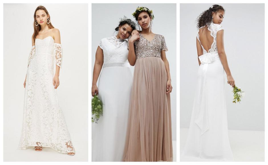 Nježne I Romantične Haljine Koje Bi Prošle I Kao Vjenčanice