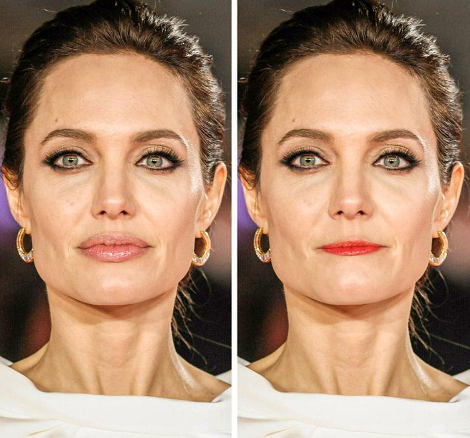 Angelina Jolie | Autor: Screenshot/BrightSide.me
